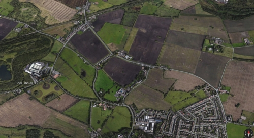 Land off Phipps Lane, Burtonwood, Warrington