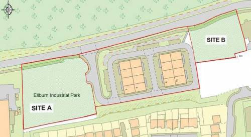 Land at Eliburn Industrial Estate - DEVELOPMENT OPPORTUNITY