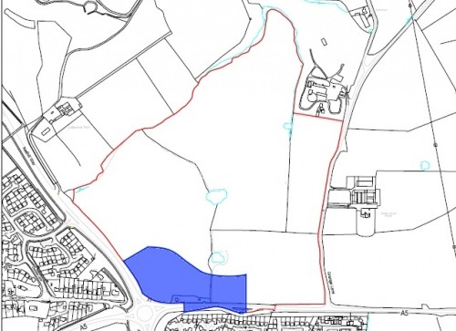 Land off Redhill Way, Telford - DEVELOPMENT OPPORTUNITY