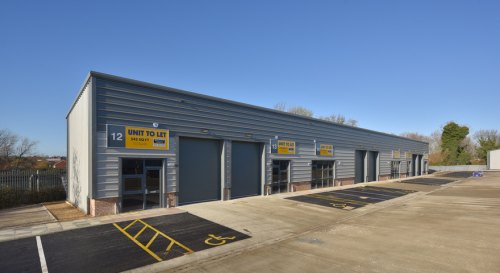 Leyland Trading Estate - New Industrial Trade Counter Development - NOW AVAILABLE