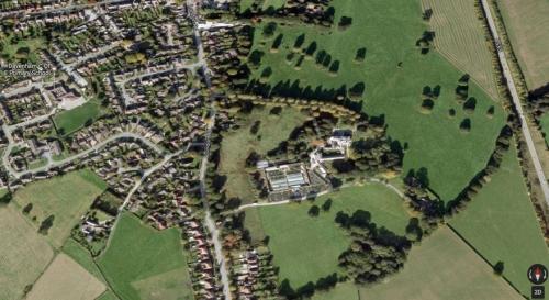 Davenham, Cheshire