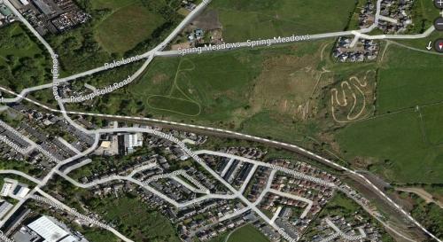 Pole Lane, Darwen