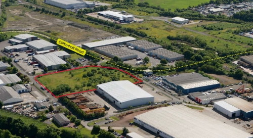 Newbridge Industrial Estate - PHASE 1 COMING SOON