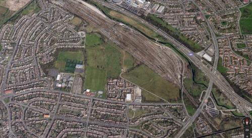 Bescot Friar Park, West Midlands