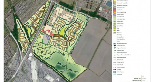 Land off Teal Close Development Opportunity