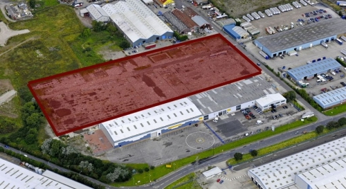Land at Southgate Trade Park - DEVELOPMENT OPPORTUNITY